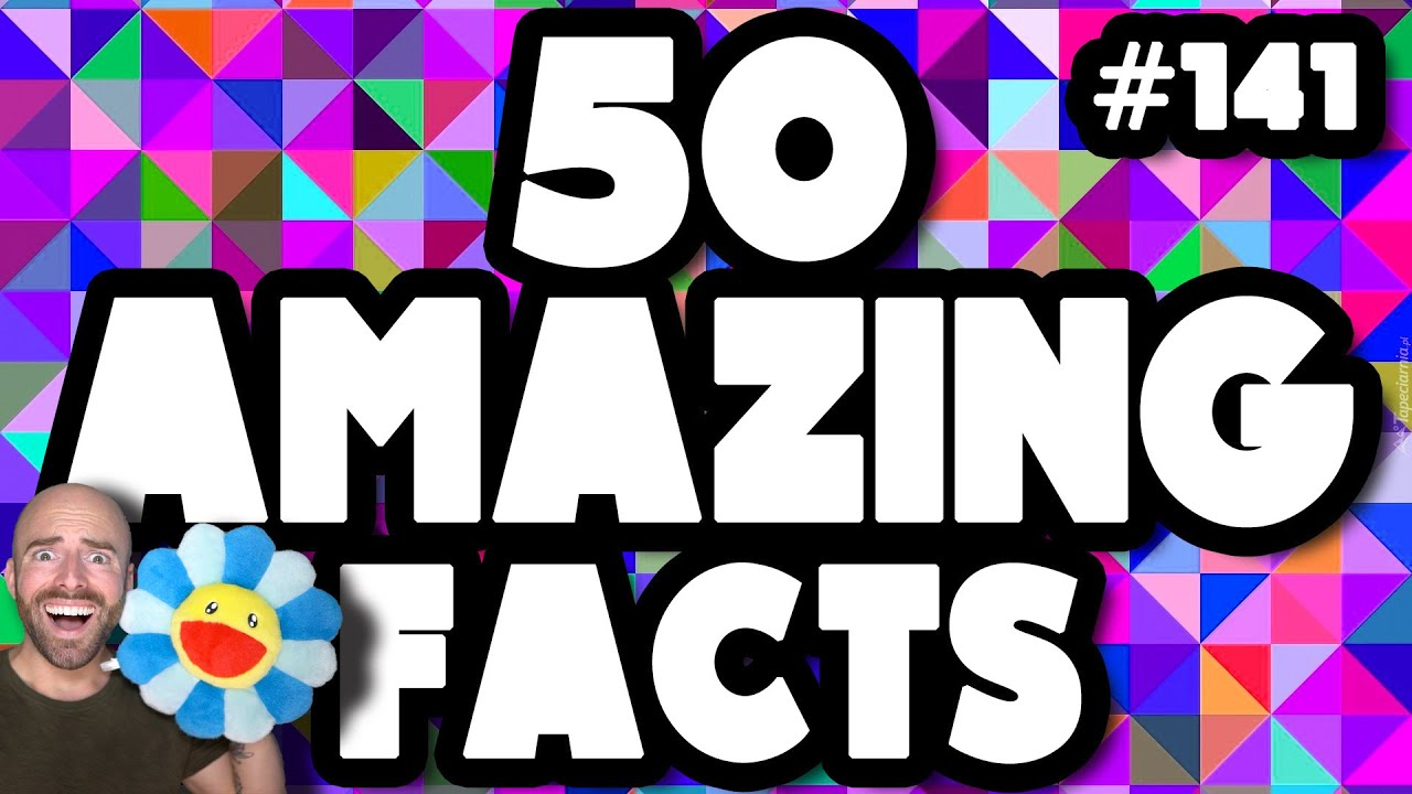 50 AMAZING Facts to Blow Your Mind! | Interesting Facts