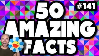50 AMAZING Facts to Blow Your Mind! #141