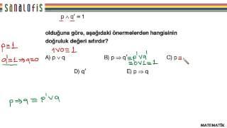 Fem ygs 2 soru çözümleri matematik soru 1