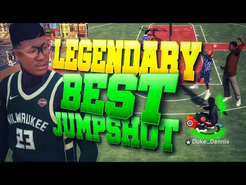 New LEGENDARY Jumpshot! Best Jumpshot on NBA 2K19! You NEVER seen this jumpshot before on 2k19