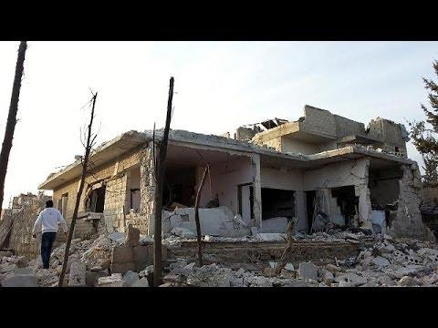 Un raid aérien sur Alep aurait fait au moins 25 morts