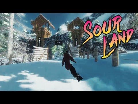 Mark McMorris Infinite Air: Sourland (Realistic Urban Village)