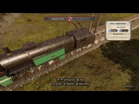 Railway Empire - the france dlc and building a france railway - part one |