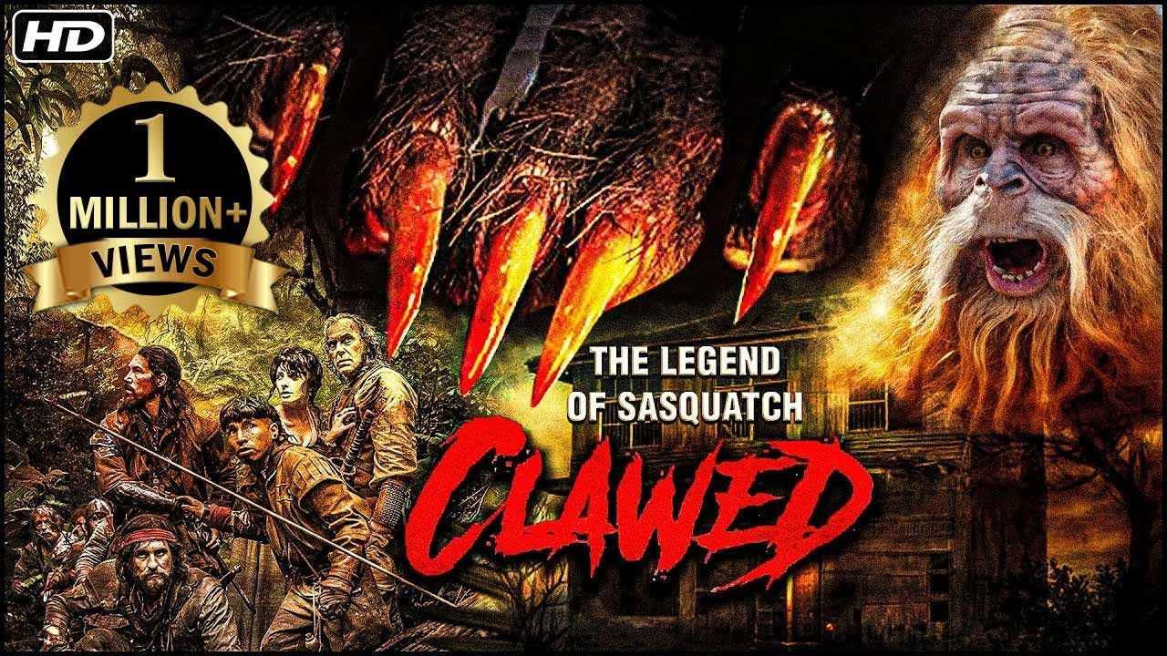 Clawed : Legend Of Sasqautch Full Movie | New Hollywood Hindi Dubbed Movie | Horror Action Movies