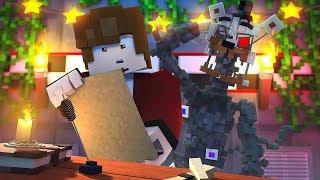 Minecraft FNAF 6 Pizzeria Simulator - THE SECRET LETTER! (Minecraft Roleplay)