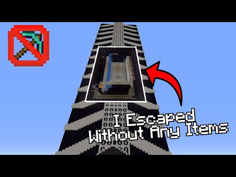I ESCAPED.. The Obelisk – A  prison more Secure than Hades Vault, with No Items