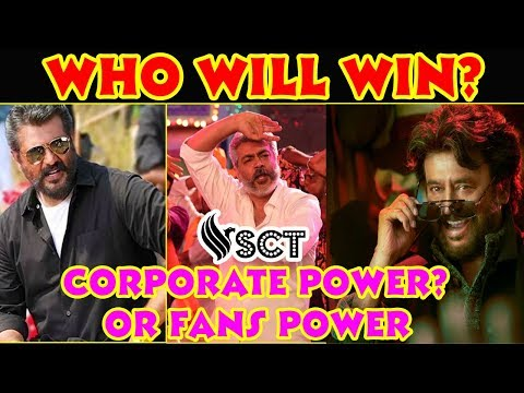 Who Going To Win? SUN Pictures Corporate Power Or Ajith's Fans Power?