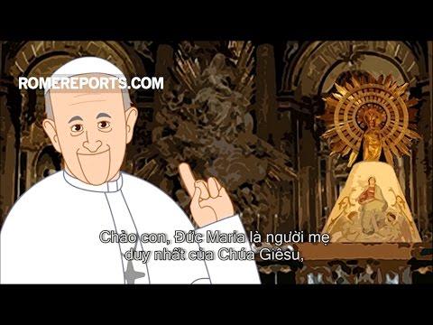 Pope Francis Minute: Loạt phim hoạt hình sinh động và vui nhộn về đức tin Công giáo