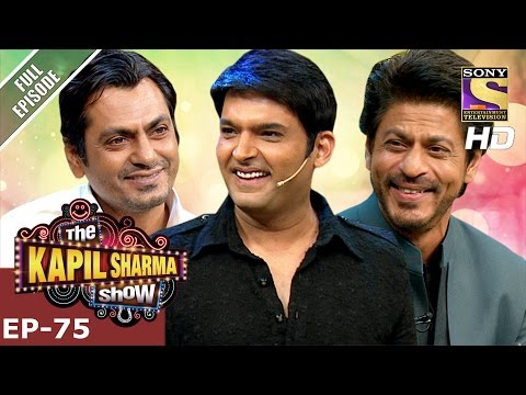 The Kapil Sharma Show - Ep 75 – दी कपिल शर्मा शो–Shahrukh In Kapil's Show–21st Jan 2017
