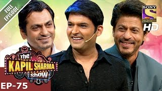 The Kapil Sharma Show - दी कपिल शर्मा शो - Ep-75-Shahrukh In Kapil's Show-21st Jan 2017