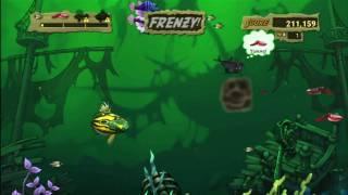 Classic Game Room HD - FEEDING FRENZY 2 for Xbox 360