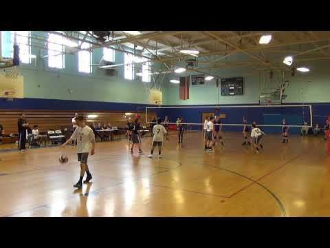6   SAVL Spring Madness March 2018 Axis 14 Boys vs GSJ 15 West Black Game 2  Set 2 of 2