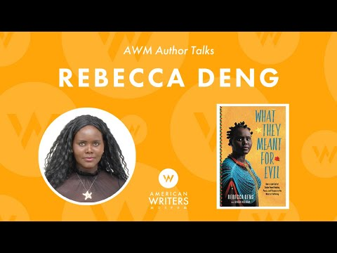A conversation with Rebecca Deng, author of