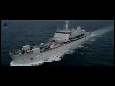 Kapal Angkut Tank ini Diproduksi di Lampung