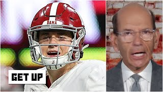 Mac Jones going No. 3 to the 49ers would be one of the biggest stories in draft history - Finebaum