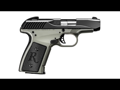 The Remington R51 9mm Smoke Gray Frame  #195