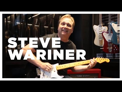 Vault Sessions: Steve Wariner with Jimmy Bryant's '54 Stratocaster