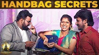 Singer Rajalakshmi's Handbag Secrets – Galatta Nakshatra Awards 2019