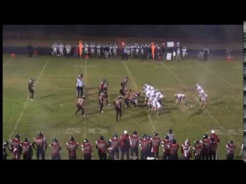 Matthew Jensen Senior Year Football Highlight Film