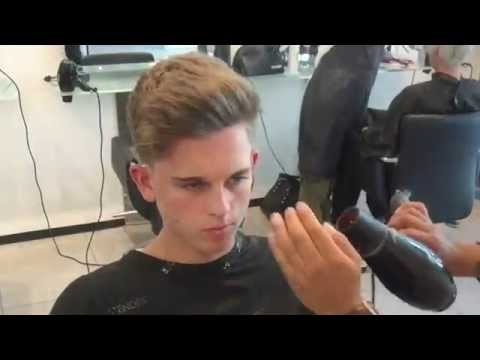 How to Thin Out Thick hair | How to Use Thinning Scissors | Best hairstyle for men