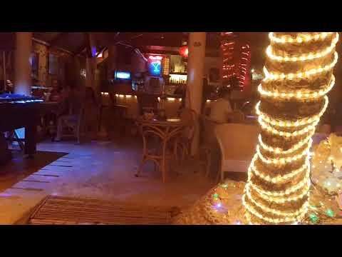 Alona beach live music in Bohol Philippines
