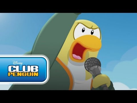 """Anchors Aweigh"" (Club Penguin Oficial)"