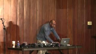 2011 DWRL Speaker Series: Paul Miller aka DJ Spooky (Part 1 of 3)