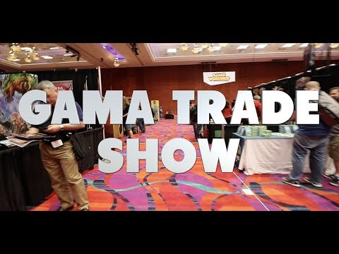 GAMA Trade Show 2018 chats and announcements