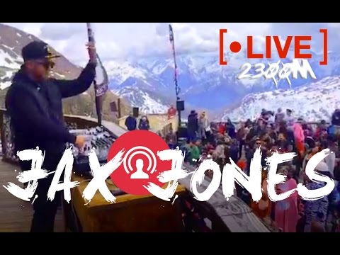 JAX JONES LIVE - You Don't Know Me (Live) ft. RAYE - CLOSING LA FOLIE DOUCE - ALPE D'HUEZ