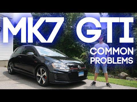 MK7 Volkswagen GTI - Common Problems