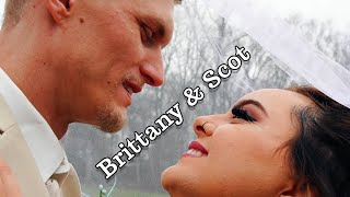 Brittany & Scot Wedding Highlights (11-14-20)