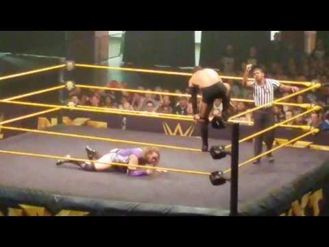 WWE NXT LIVE 2017 - Roy Wilkins Auditorium/St. Paul, MN