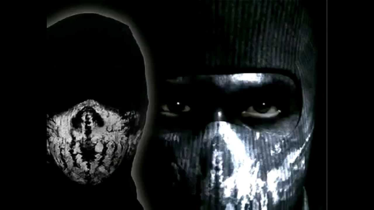 call of duty ghost masker facemask balaclava maskers