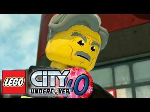 LEGO City Undercover #14 — Курс Супер Пожарного {PS4} прохождение часть 14