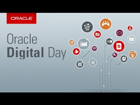Oracle Digital Day - Belgrade, Serbia 9.11.2016.