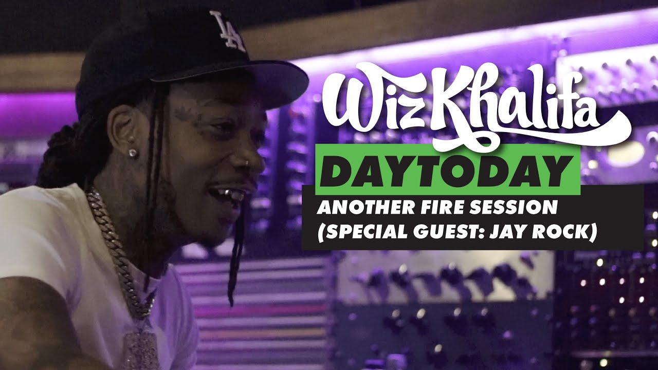 Download Wiz Khalifa - DayToday - Another Fire Session (Special Guest: Jay Rock)