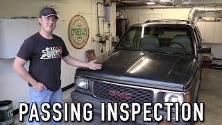 Getting This Thing To Pass State Inspection: Jimmy Resto Ep.1