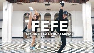 FEFE - 6ix9ine feat. Nicki Minaj (Dance Video) | @besperon Choreography