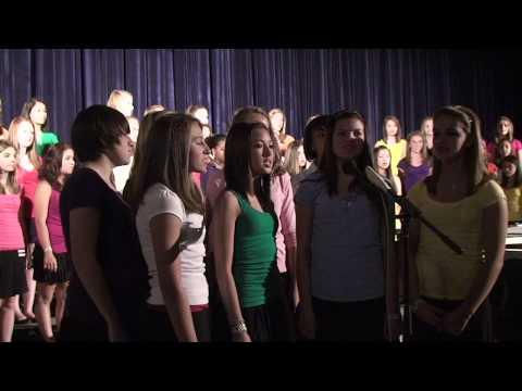 Johanna Perrin Middle School Girls Chorus - Don't Stop Believin'