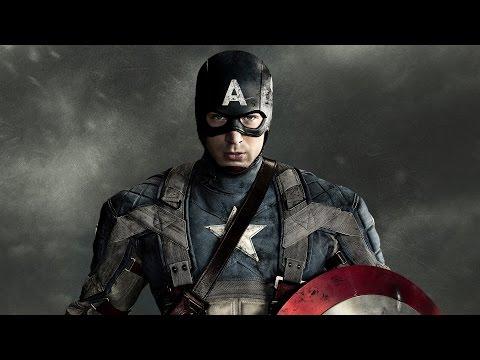 Герои Комиксов #14 - Капитан Америка