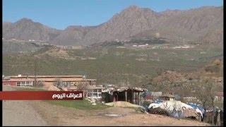 تدمير مرقد شيخ الاسلام الديرشي في العمادية بدهوك بقصف للطيران التركي