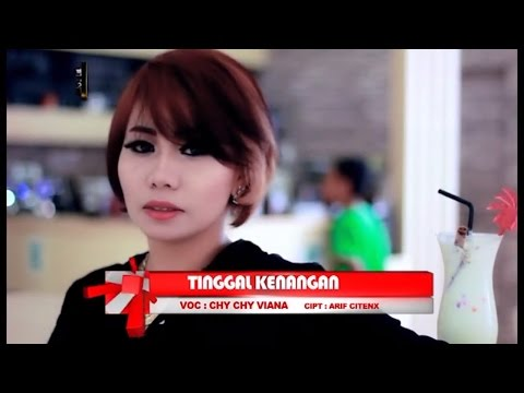 CHY CHY VIANA - TINGGAL KENANGAN [ OFFICIAL MUSIC VIDEO ] HOUSE MIX VER