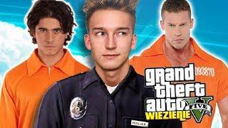 GTA V Więzienie II #2 - ZADYMA