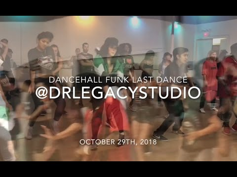 Burna Boy - Ye (Dancehall Funk) LA | @DRLegacyStudio Last Dance