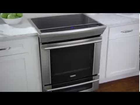 30u0027u0027 Induction Built In Range With Wave Touch Controls    Electrolux Luxury Kitchen  Appliances