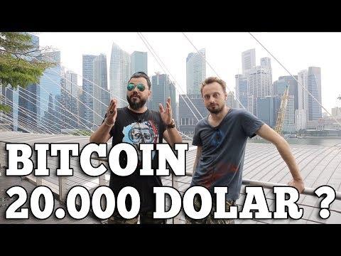 Bitcoin 20.000 Dolara Mı Gidiyor? Altcoinler Ne Olacak?