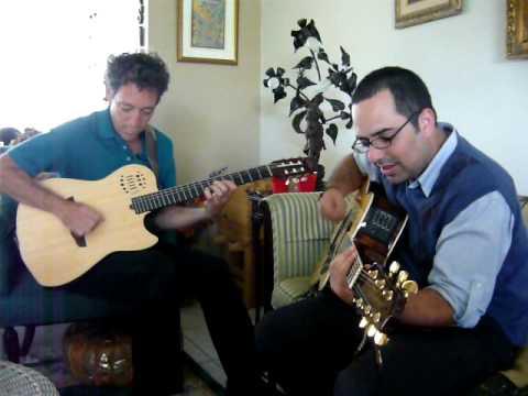 Cantando Eliahu HaNavi with Billy Whitman