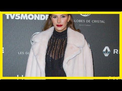 Photos : Camille Cerf : Miss France 2015 illumine les Globes de Crystal 2018 au Lido
