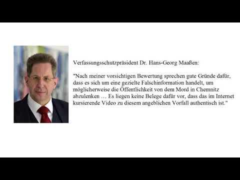 Demokratie in Gefahr sagt Bundesverfassungsschutz: Hetzjagd-Meldung