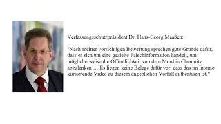 Eilmeldung! Verfassungsschutz erklärt Demokratie in Gefahr: Hetzjagd-Meldung